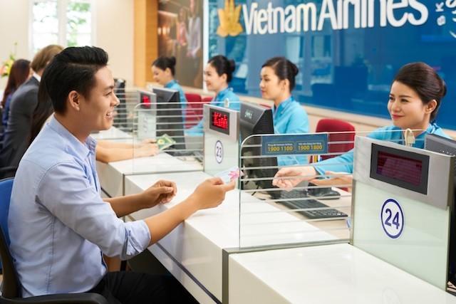 Vietnam Airlines miễn điều kiện hạn chế thay đổi ngày bay  cho khách đến, đi từ Côn Đảo nối chuyến qua TP HCM, Cần Thơ