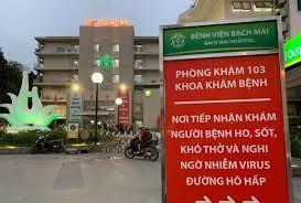 Bộ Y tế nhận định nguồn lây tại bệnh viện Bạch Mai, kêu gọi người dân hợp tác chống dịch