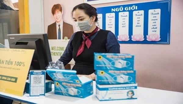 Thủ tướng: Doanh nghiệp chỉ cung ứng khẩu trang y tế cho Bộ Y tế và cơ sở y tế