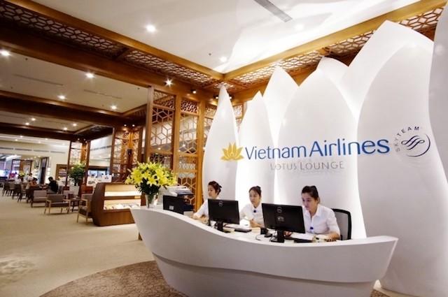 Vietnam Airlines tạm ngừng cung cấp dịch vụ vào Phòng khách hạng Thương gia