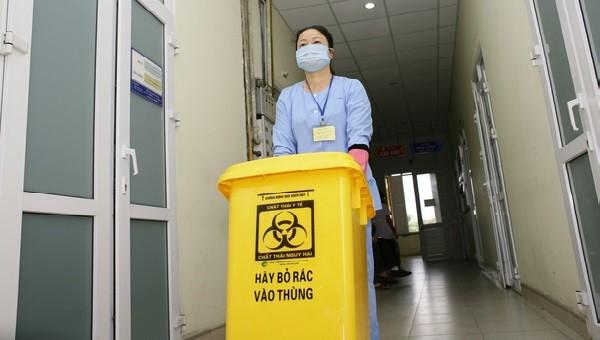 Tăng cường phân loại, xử lý chất thải hàng ngày để phòng dịch COVID-19