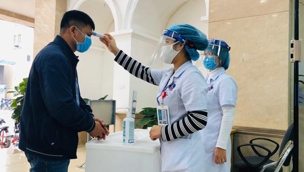 Chiều ngày 3/4: Ghi nhận thêm 4 ca bệnh mới dương tính với SARS-CoV-2