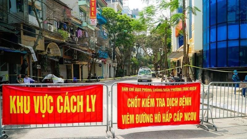 Thêm 6 ca mắc mới, Viêt Nam ghi nhận 233 ca nhiễm Covid-19