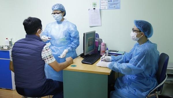 45 cán bộ, nhân viện ở Viện Huyết học -Truyền máu Trung ương có kết quả âm tính Covid - 19