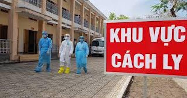 Sáng 8/4: Việt Nam ghi nhận 2 ca mắc mới Covid-19, 1 trường hợp là hàng xóm của BN 243