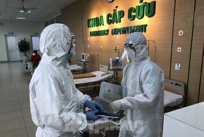 Bệnh nhân 243 ở Mê Linh là trường hợp mới nhiễm, chưa xuất hiện kháng thể