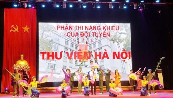 Liên hoan Cán bộ thư viện tuyên truyền giới thiệu sách năm 2019 được tổ chức tại tỉnh Điện Biên