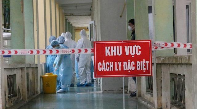 """Sáng 15/4: Thêm 1 ca tại """"ổ dịch"""" Hạ Lôi, Việt Nam ghi nhận 267 ca mắc Covid-19"""