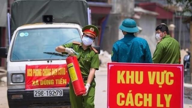 Đã có kết quả xét nghiệm của 47 người tiếp xúc gần với BN số 266 ở Thường Tín