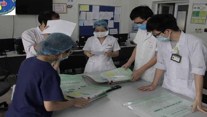 'Rò rỉ' hình ảnh về cuộc sống trong khu cách ly của Bệnh viện Nhiệt đới Trung ương