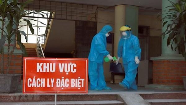 Việt Nam tròn 54 ngày không ghi nhận ca nhiễm Covid-19 mới trong cộng đồng
