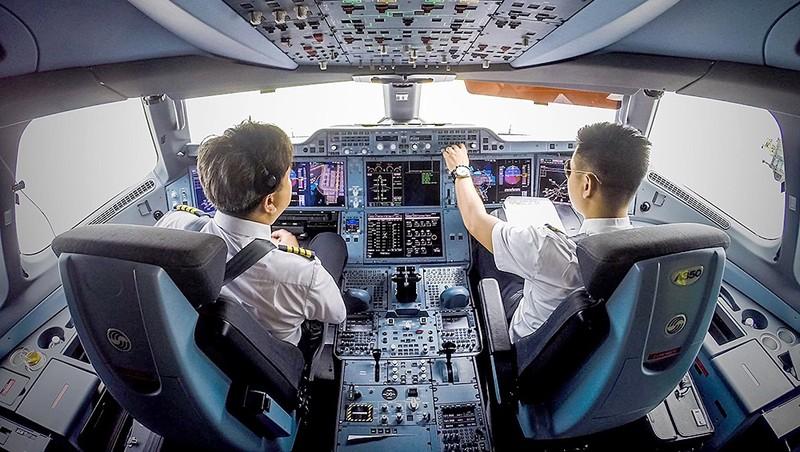 27 phi công Pakistan đang làm việc tại Việt Nam bị tạm dừng bay. Ảnh: minh họa
