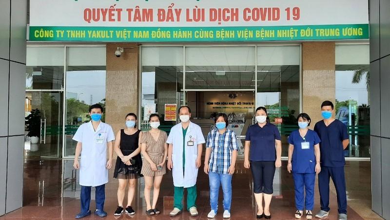 Việt Nam chỉ còn 15 ca mắc Covid-19 đang được điều trị