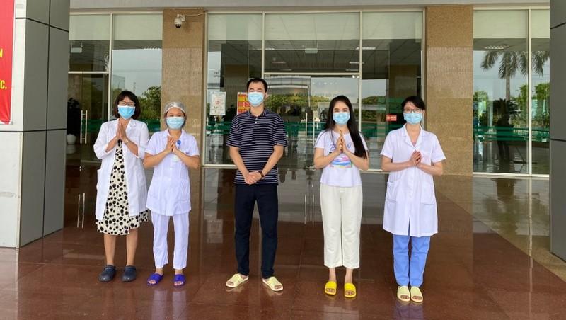 Ngày 16/7, thêm 3 bệnh nhân mắc Covid-19 được công bố khỏi bệnh. Ảnh: BVCC