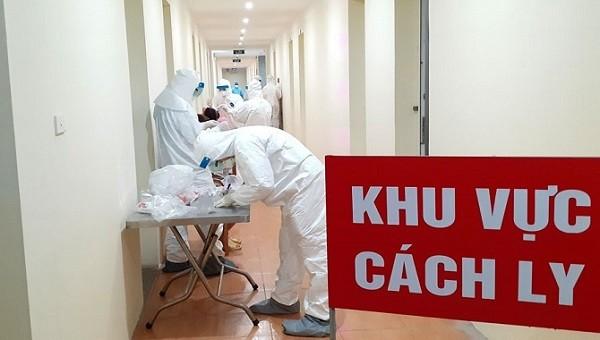 Thêm 12 ca nhiễm Covid-19 nhập cảnh từ Liên Bang Nga