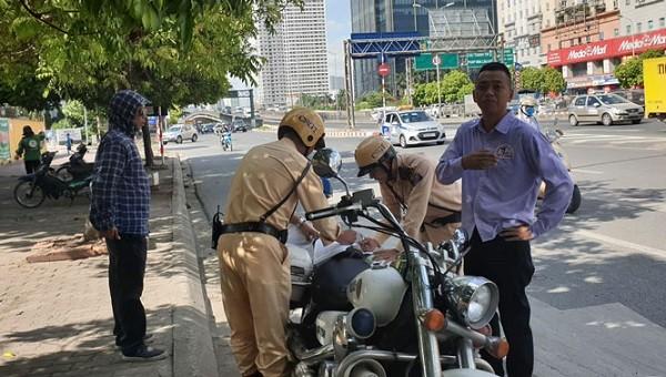 CSGT Hà Nội sẽ triển khai phương án tuần tra đêm