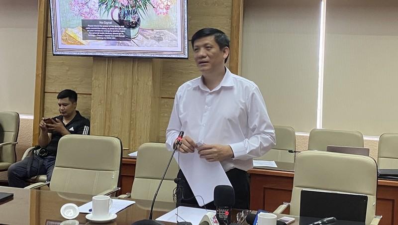 Bộ Y tế thông tin quá trình xét nghiệm ca nghi nhiễm Covid -19 tại Đà Nẵng  