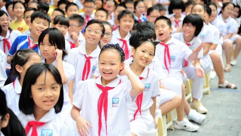 Năm học 2020-2021 học sinh sẽ được nghỉ hè 3 tháng. Ảnh minh họa