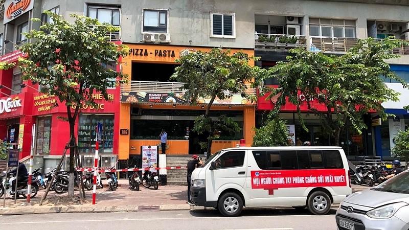 Sáng 29/7, có thông tin về một ca nghi nhiễm Covid-19 tại Hà Nội.