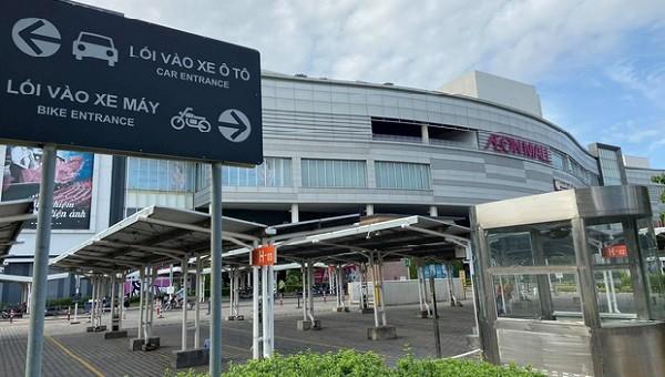 TP HCM: BN450 từng đến Aeon Mall Bình Tân ít nhất 6 lần