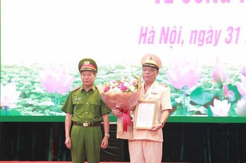 Tân Giám đốc Công an thành phố Hà Nội là ai?