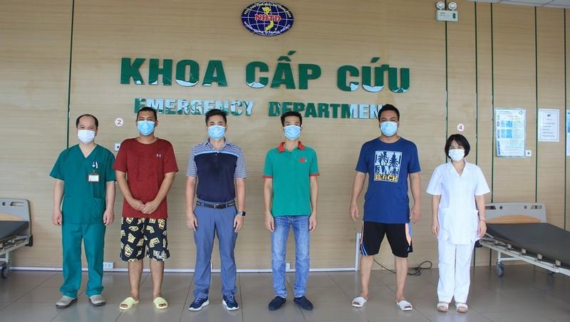 Thêm 4 bệnh nhân mắc Covid-19 được công bố khỏi bệnh