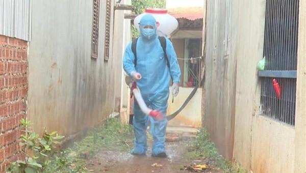 Ca nhiễm bạch hầu thứ 2 tại Bình Phước là bé 5 tuổi