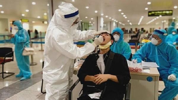 Bệnh nhân 589 từng đi du lịch Đà Nẵng, Hội An, Huế