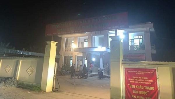 Trạm Y tế Chiềng Xôm - Sơn La