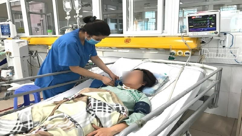 Suýt mất mạng vì uống 60 viên thuốc hạ huyết áp Amlodipin
