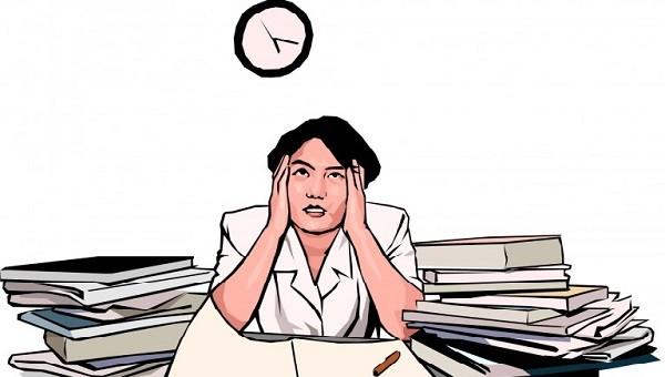Nhận biết stress cực dễ qua 7 dấu hiệu