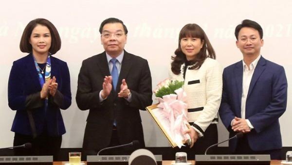 Hà Nội bổ nhiệm tân Giám đốc Sở Du lịch