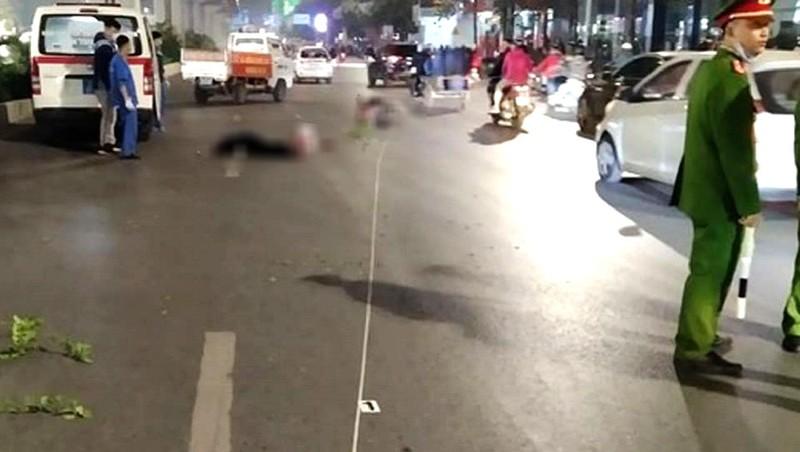 Công an TP Hà Nội tìm người chứng kiến vụ tai nạn giao thông làm 2 người tử vong ở đường Nguyễn Trãi