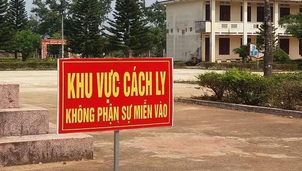 Gia Lai phong tỏa Trung tâm y tế huyện và 2 xã