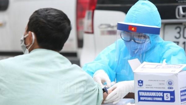 Đã có kết quả hơn 2.400 mẫu xét nghiệm Covid-19 tại Quảng Ninh