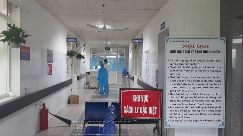 Lịch trình di chuyển của bệnh nhân Covid-19 ở phường Dịch Vọng
