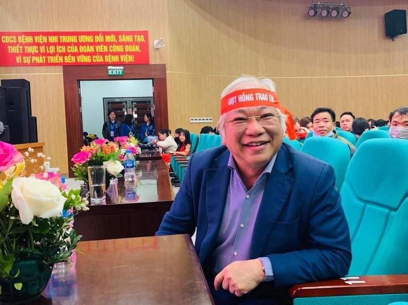 Giáo sư, Tiến sĩ  Lê Thanh Hải