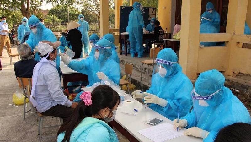 Chiều 5/2 ghi nhận 19 ca mắc COVID-19 mới tại 5 tỉnh, thành phố