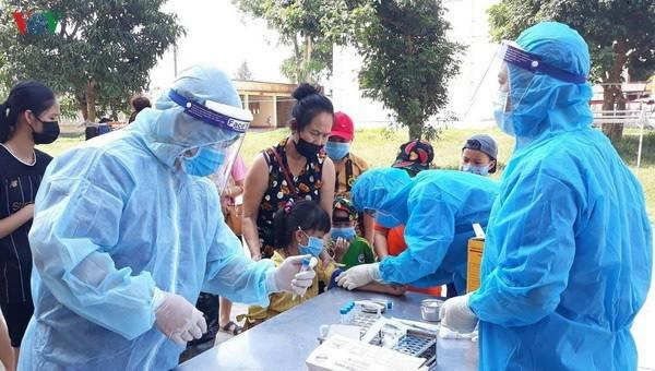 30 chuyên gia sẽ tham gia hỗ trợ tỉnh Điện Biên chống dịch Covid-19