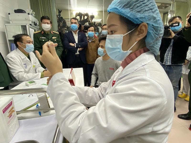 Vắc xin ngừa Covid đầu tiên của Việt Nam hoàn thành giai đoạn 1, có tác dụng với virus SARS-CoV-2 và kể cả chủng biến thể