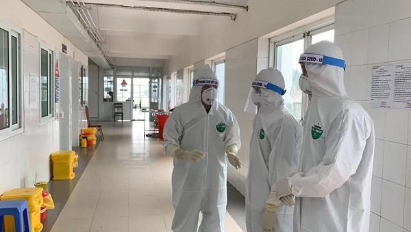Chiều mùng 3 Tết: Ghi nhận 33 ca mắc COVID-19 tại Hải Dương và Hà Nội