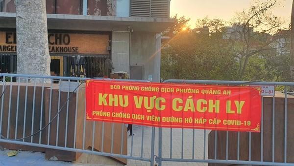 Chuyên gia Nhật Bản tử vong tại khách sạn Hà Nội được xác định nhiễm Covid-19