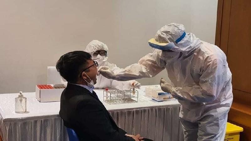 Kết quả xét nghiệm F1 của bệnh nhân COVID-19 người Nhật đã tử vong