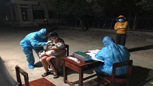 Bệnh viện dã chiến của tỉnh hiện đã thu dung và điều trị cho 24 bệnh nhân Covid-19.