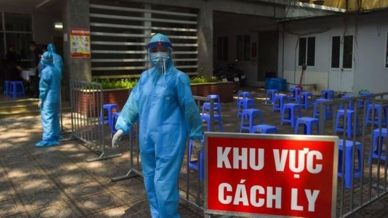 Hải Dương ghi nhận thêm 2 ca COVID-19 tại phường Nhị Châu và Quang Trung