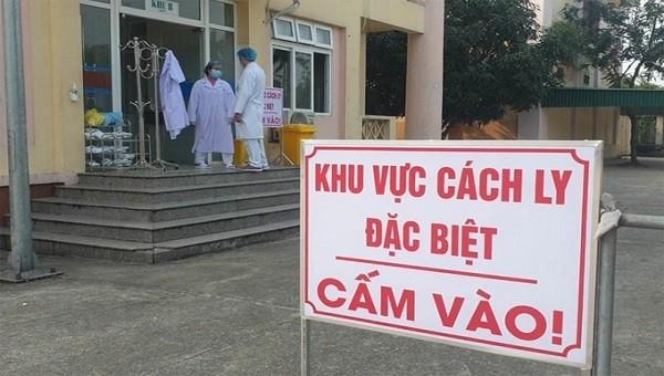 Sáng 19/2: Việt Nam không ghi nhận ca mắc mới Covid-19