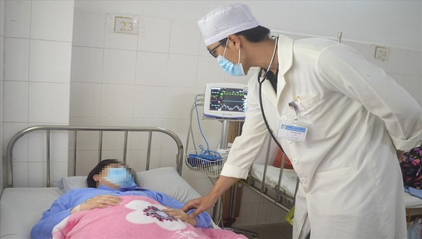 Kì tích trong y khoa: Cứu 2 trường hợp sản phụ có bệnh lý tim mạch nặng