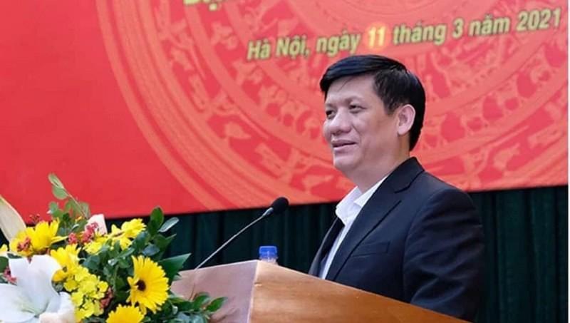 Bộ trưởng Nguyễn Thanh Long ứng cử ĐBQH khóa XV