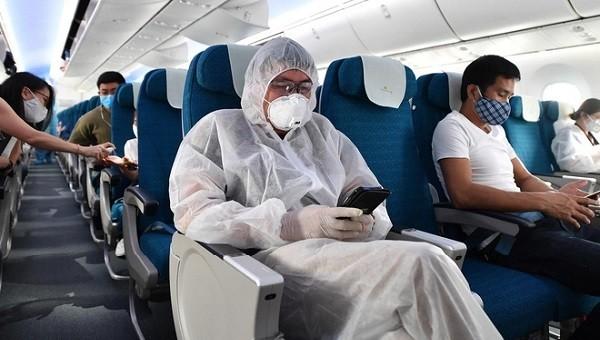 Từ chối vận chuyển khách bay không khai báo y tế