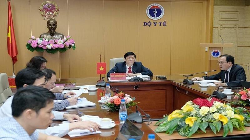 Việt Nam sẵn sàng hỗ trợ Campuchia trong công tác phòng, chống dịch COVID-19